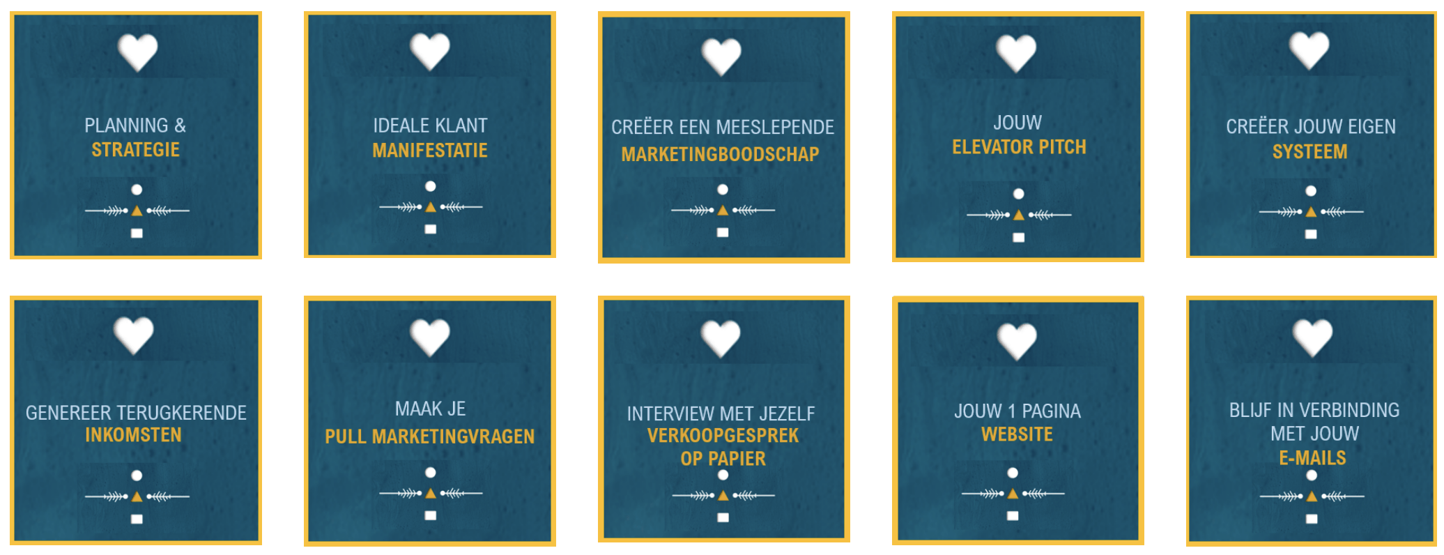 marketingtrainingen Francien van den Boomen